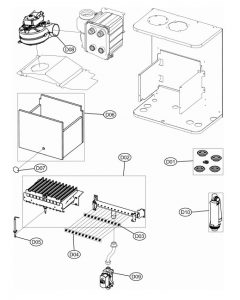 Storage Heater Wiring Diagram as well Potterton Ep2000 Wiring Diagram in addition 6991 likewise Ldr Circuit Diagram With Relay Ireleast furthermore Totaline Thermostat Wiring. on heat pump thermostat wiring guide